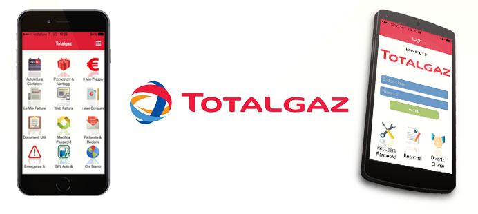 APP Mobile TOTALGAZ