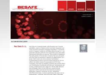 ACCORDO RES DATA - BESAFE