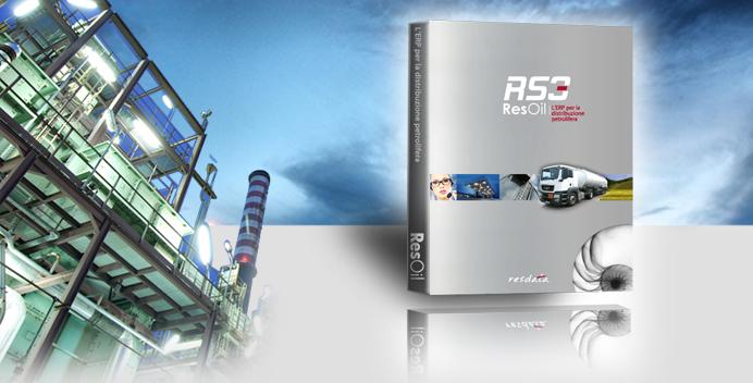 RS3 ResOil: depositi e raffinerie, stabilimenti